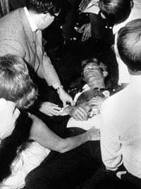 Robert Kennedy garde-manger sur parole